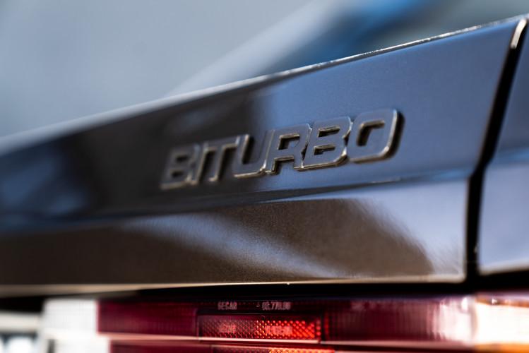 1984 Maserati Biturbo 2000 14