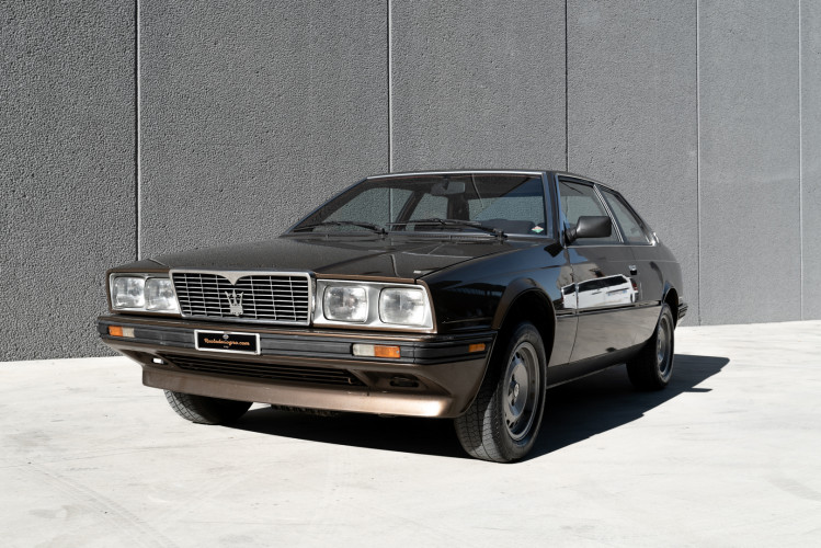 1984 Maserati Biturbo 2000 0