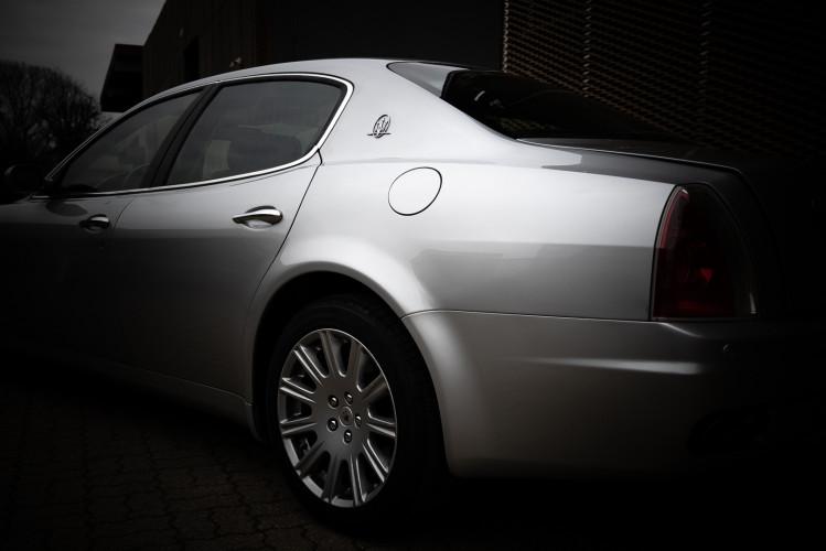 2004 Maserati Quattroporte 14