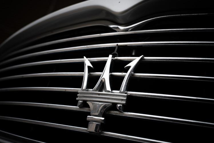 2004 Maserati Quattroporte 9