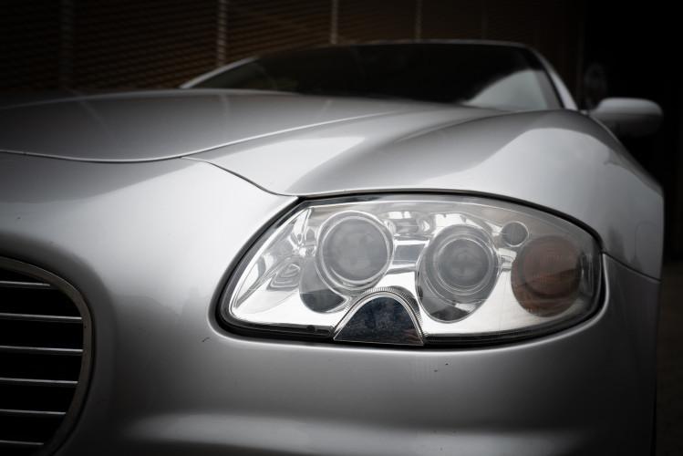 2004 Maserati Quattroporte 8