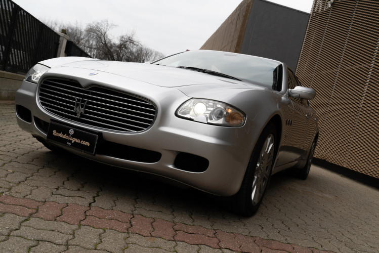 2004 Maserati Quattroporte 6