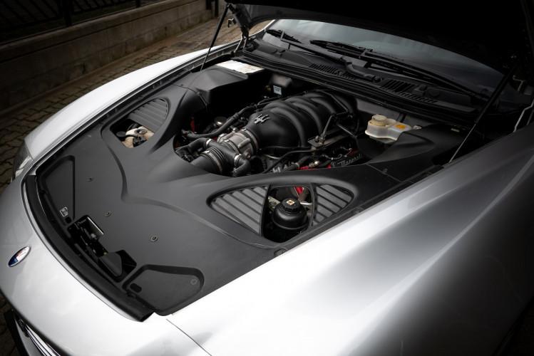 2004 Maserati Quattroporte 55
