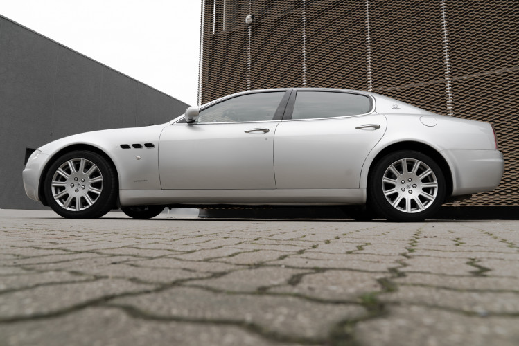 2004 Maserati Quattroporte 11