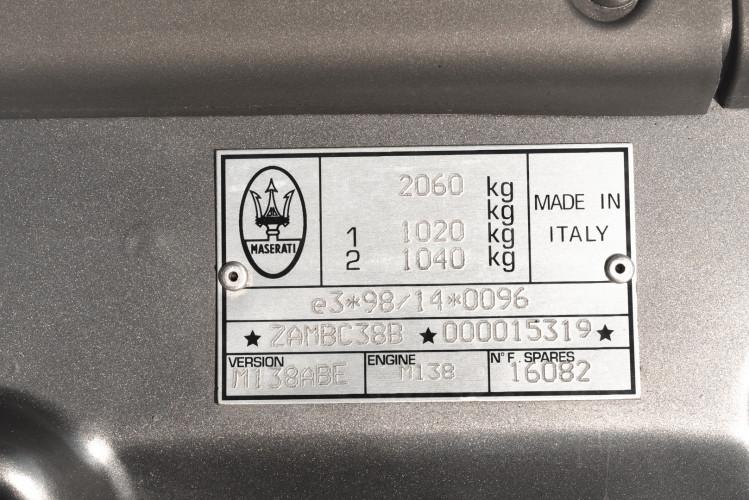 2004 Maserati Coupé 4.2 Cambiocorsa 40
