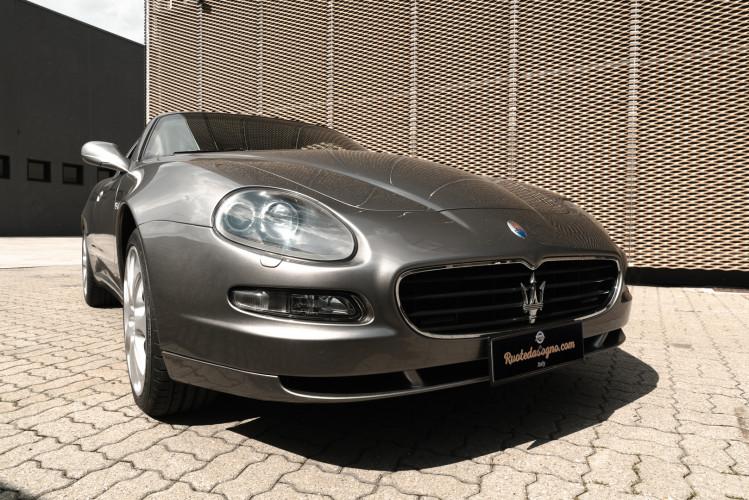 2004 Maserati Coupé 4.2 Cambiocorsa 12