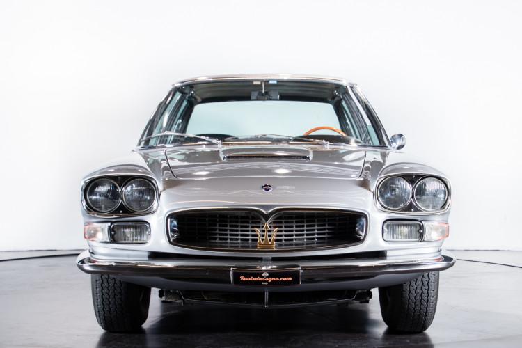 1967 Maserati Quattroporte 7