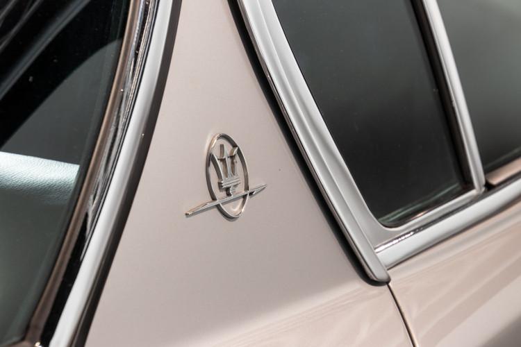 1967 Maserati Quattroporte 29