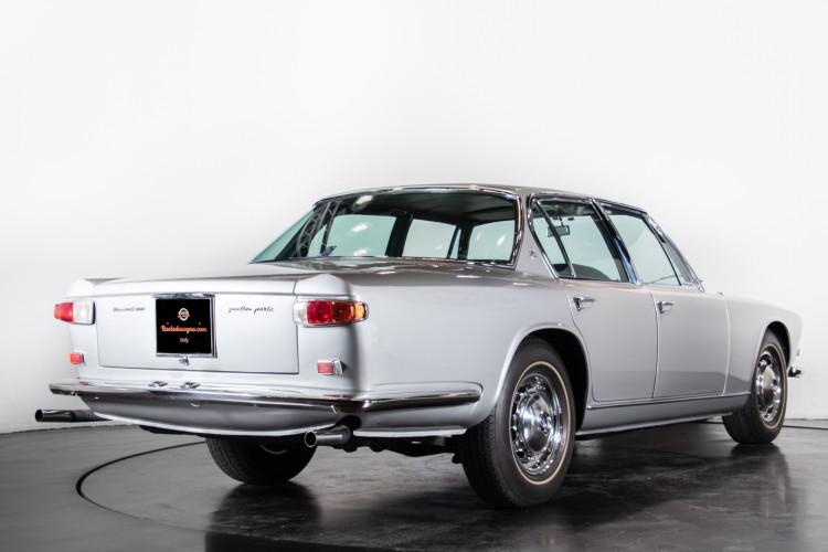 1967 Maserati Quattroporte 4