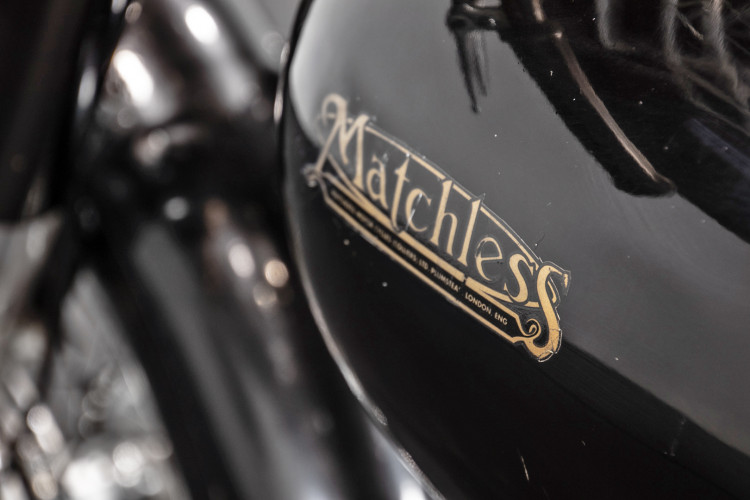 1947 Matchless 500 9