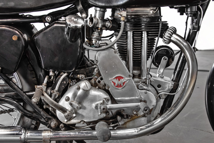 1947 Matchless 500 11