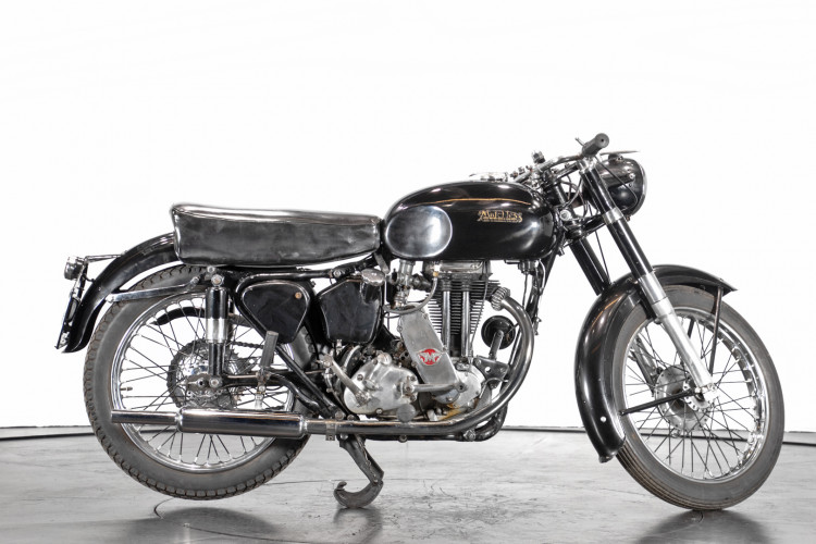 1947 Matchless 500 4