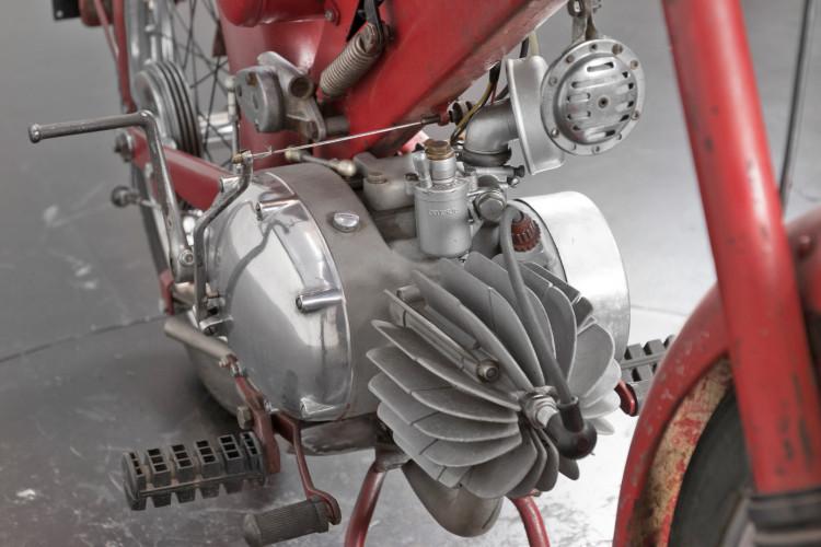 1961 MotoBi B 98 Balestrino 10