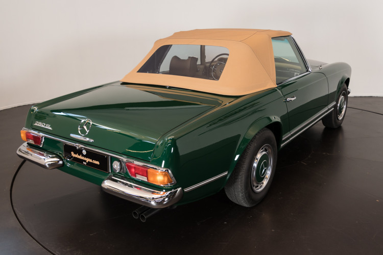 1970 Mercedes-Benz 280 SL 5