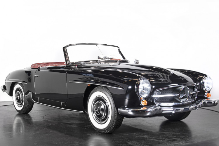 1961 Mercedes-Benz 190 SL 5