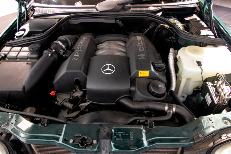 1998 Mercedes-Benz C240 SW 47