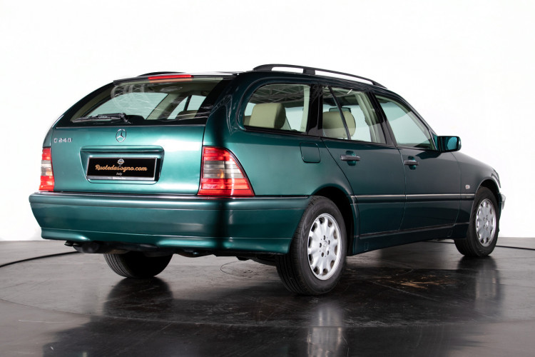1998 Mercedes-Benz C240 SW 5