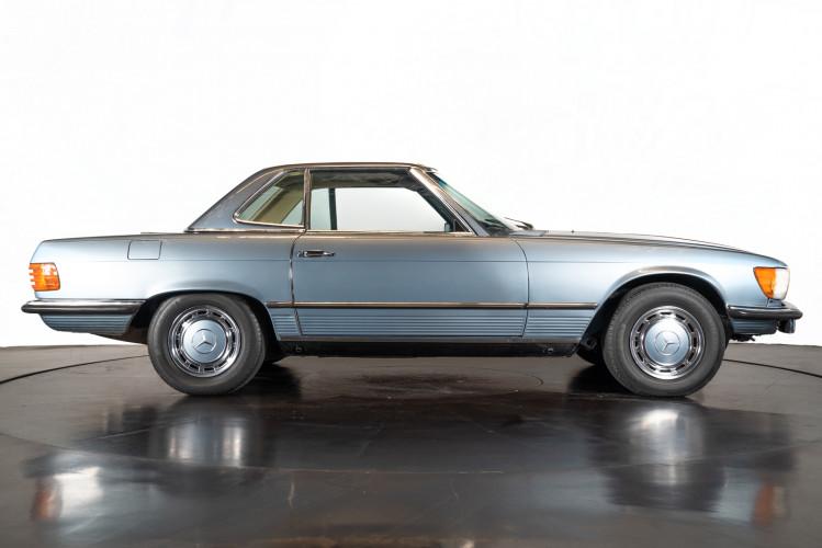 1973 Mercedes-Benz 350 SL Cabrio 7