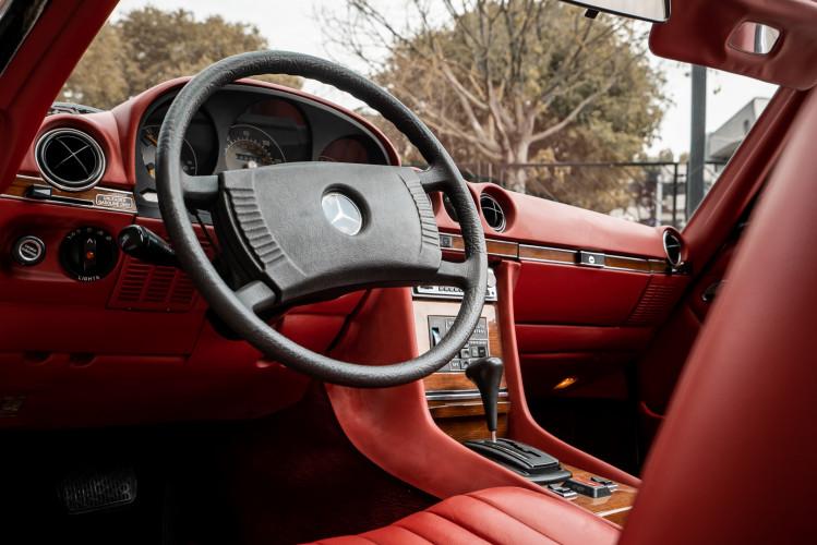 1977 Mercedes-Benz SL 450 20