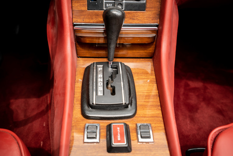 1977 Mercedes-Benz SL 450 21