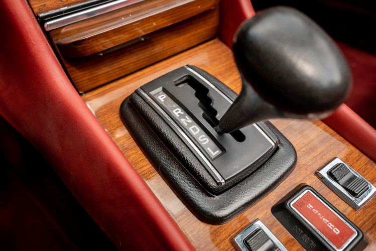 1977 Mercedes-Benz SL 450 24