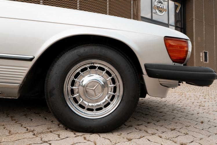 1977 Mercedes-Benz SL 450 10