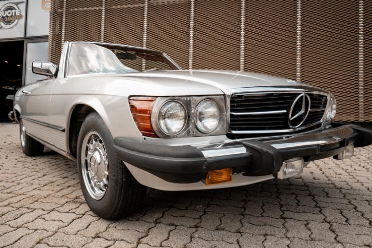 1977 Mercedes-Benz SL 450 1