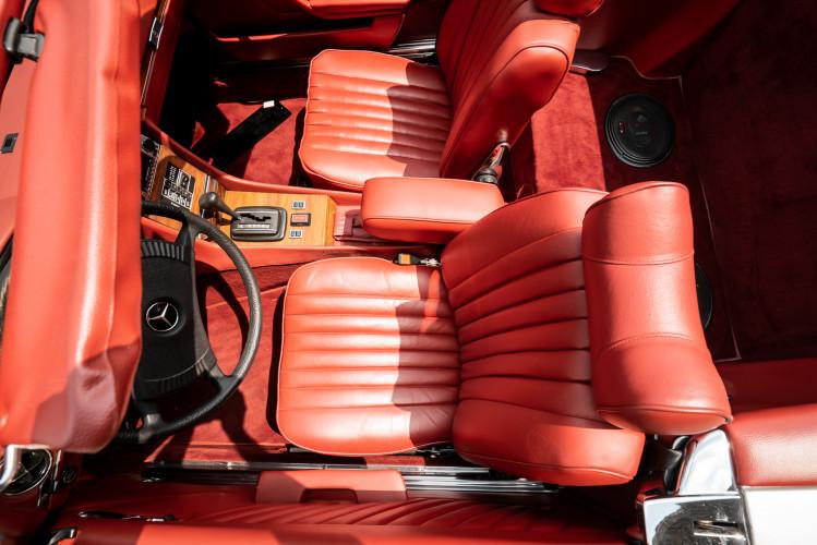 1977 Mercedes-Benz SL 450 16