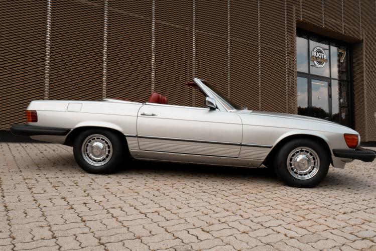 1977 Mercedes-Benz SL 450 6