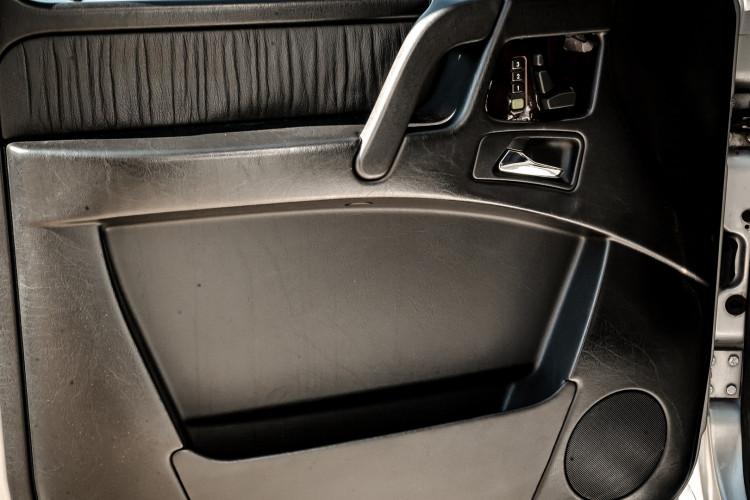 2003 Mercedes-Benz G400 V8 CDI 20