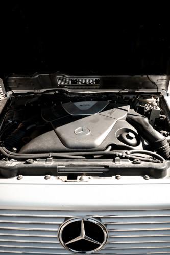 2003 Mercedes-Benz G400 V8 CDI 35