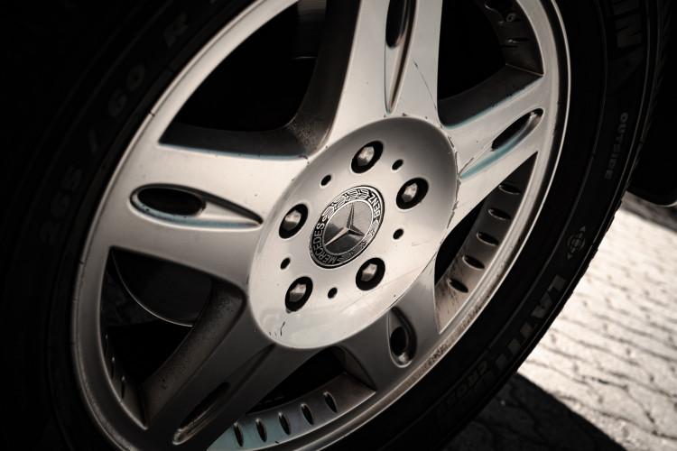 2003 Mercedes-Benz G400 V8 CDI 15