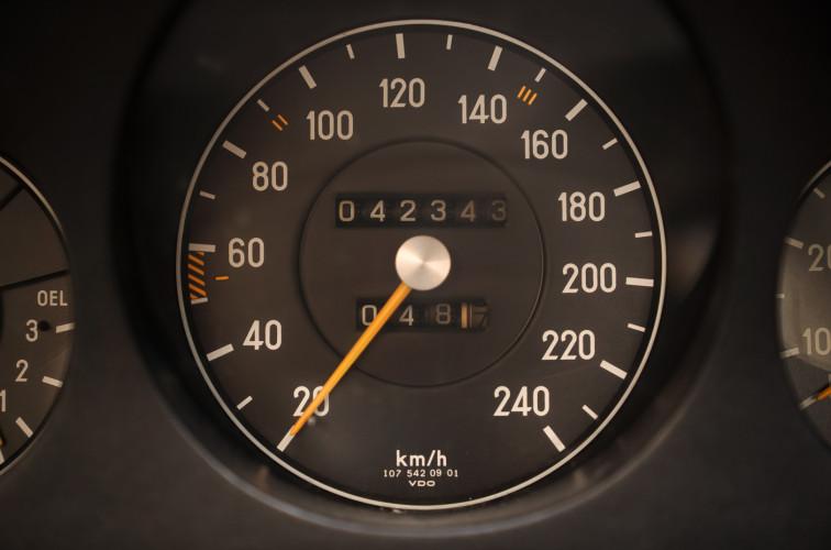 1972 Mercedes-Benz 350 SLC 29