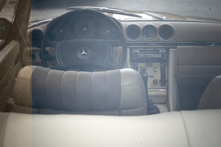 1972 Mercedes-Benz 350 SLC 18