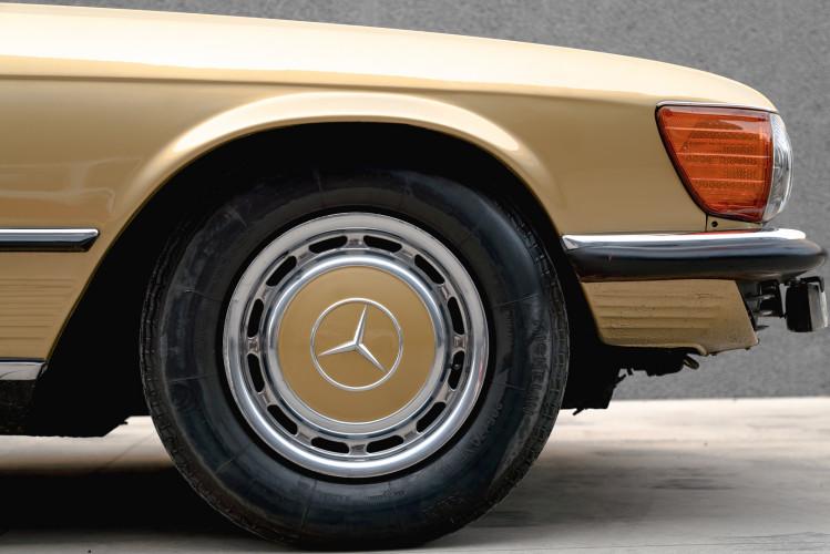 1972 Mercedes-Benz 350 SLC 6