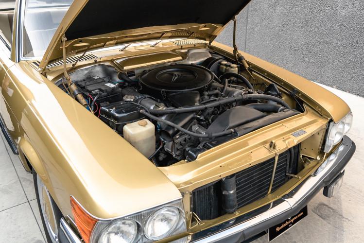 1972 Mercedes-Benz 350 SLC 38