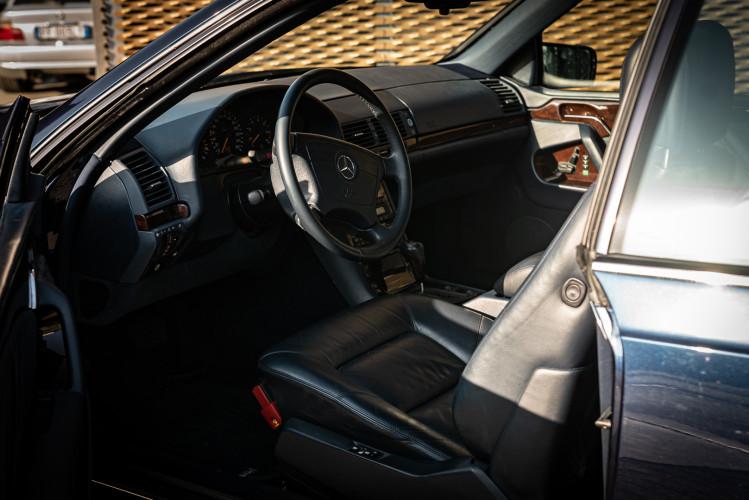 1995 Mercedes-Benz S500 6