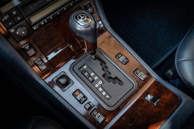 1995 Mercedes-Benz S500 14