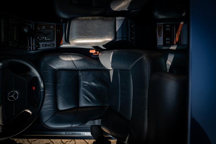 1995 Mercedes-Benz S500 36