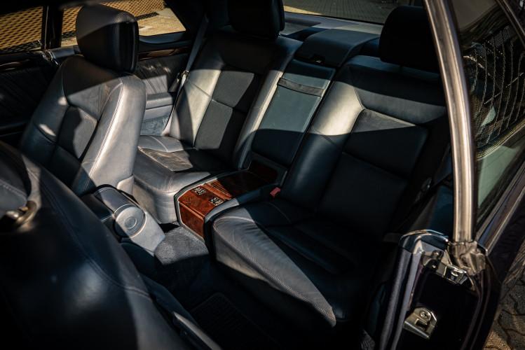 1995 Mercedes-Benz S500 21