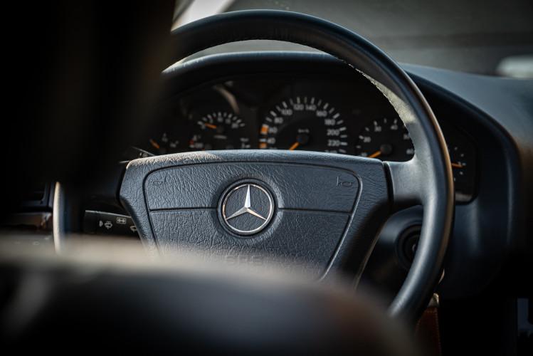 1995 Mercedes-Benz S500 22