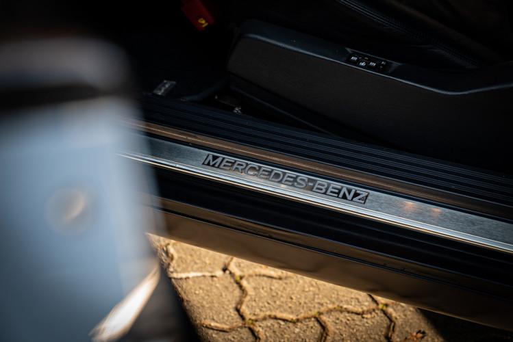 1995 Mercedes-Benz S500 8