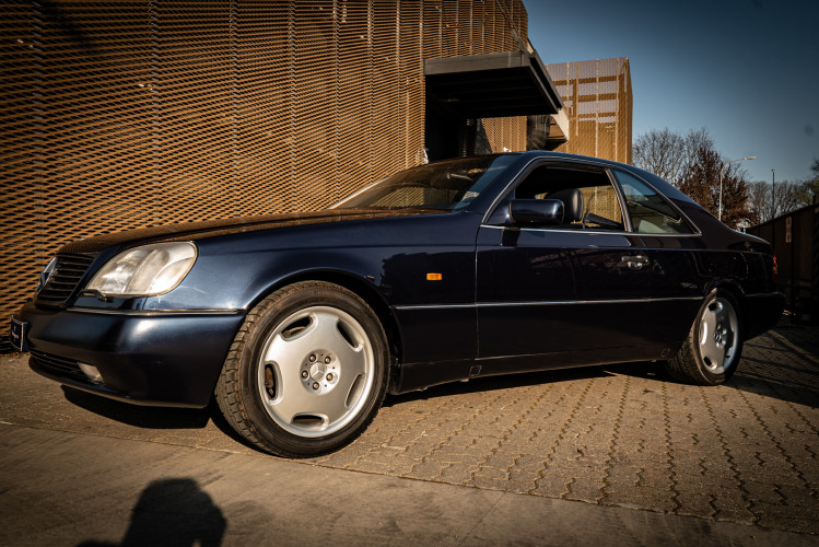 1995 Mercedes-Benz S500 0
