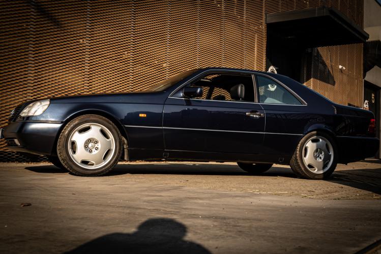 1995 Mercedes-Benz S500 1