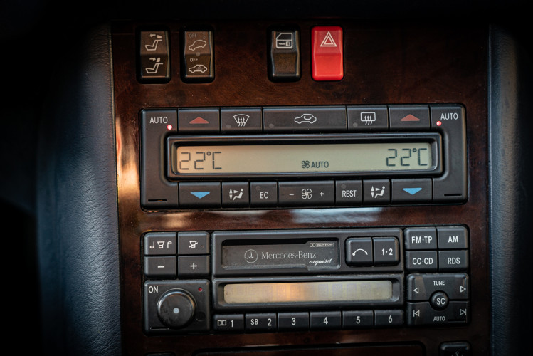 1995 Mercedes-Benz S500 12