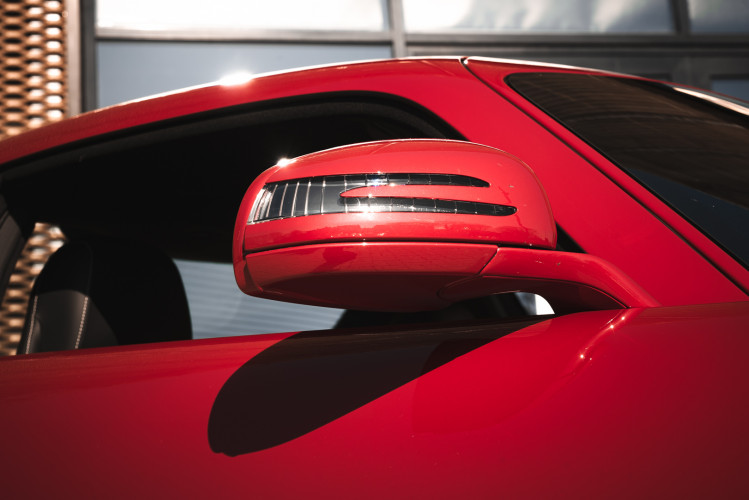 2010 Mercedes-Benz SLS AMG 22