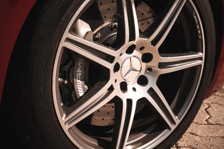 2010 Mercedes-Benz SLS AMG 30
