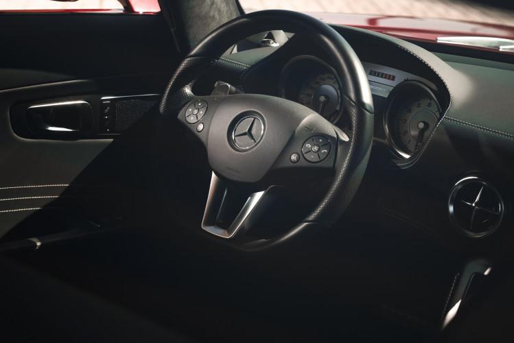 2010 Mercedes-Benz SLS AMG 33