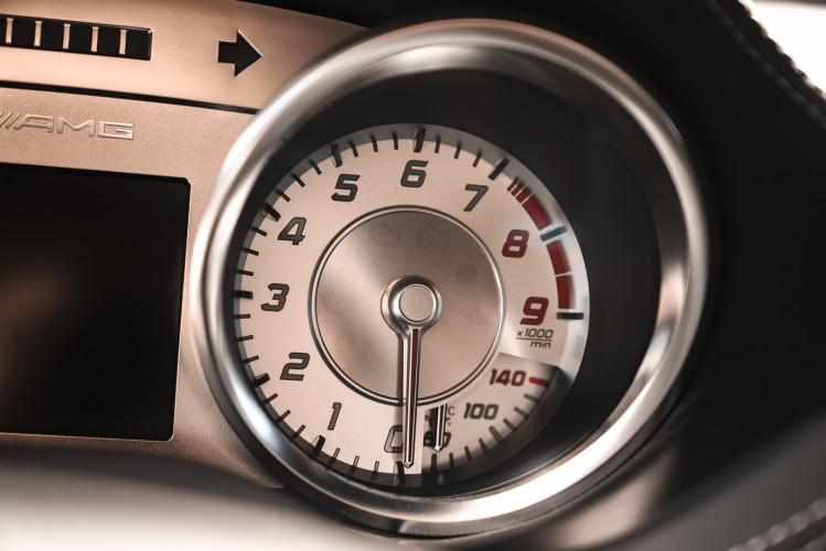 2010 Mercedes-Benz SLS AMG 42