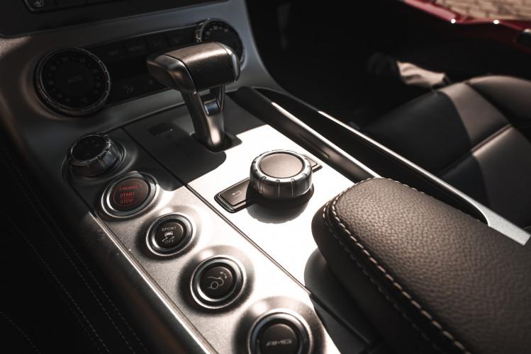 2010 Mercedes-Benz SLS AMG 45